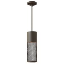 Aria 1 Light Outdoor Pendant