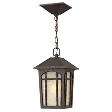 Cedar Hill 1 Light Outdoor Hanging Lantern