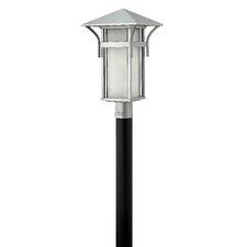 "Harbor 1 Light 11"" Outdoor Post Lantern"