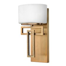 Lanza 1 Light Wall Sconce