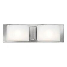Daria 2 Light Bath Vanity Light