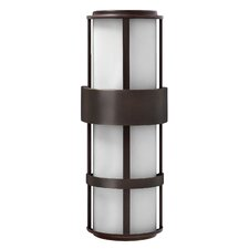 Saturn 2 Light Outdoor Sconce