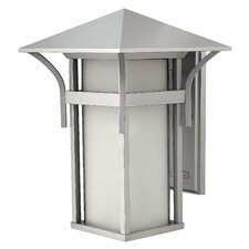 Harbor 1 Light Outdoor Wall Lantern