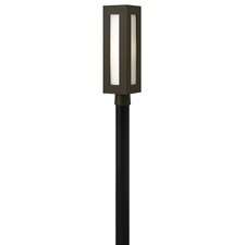 Dorian 1 Light Outdoor Post Light