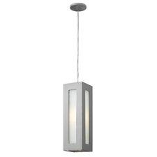 Dorian 1 Light Outdoor Hanging Lantern