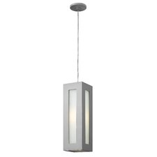 Dorian 1 Light Outdoor Pendant