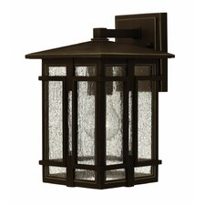 Tucker 1 Light Outdoor Wall Lantern
