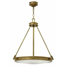 Collier 4 Light Pendant