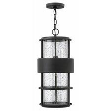 Saturn 1 Light Outdoor Hanging Lantern