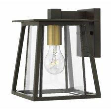 Walker 1 Light Outdoor Wall Lantern