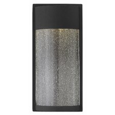 Shelter 1 Light Outdoor Sconce