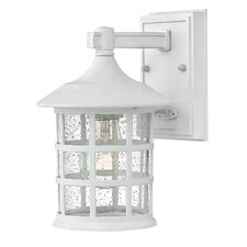 Freeport 1 Light Outdoor Wall Lantern