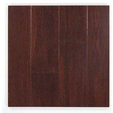 """5"""" Engineered Bamboo Hardwood Flooring in Flintlock"""