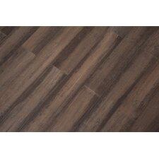 "5"" Engineered Bamboo Hardwood Flooring in Granite"
