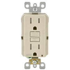 15 Amp AFCI Receptacle