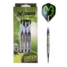 Michael van Gerwen MvG Demolisher Tungsten Soft Tip Darts (Set of 3)