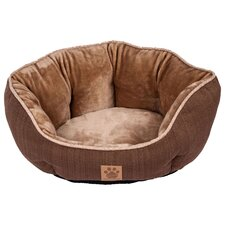 Snoozzy Rustic Elegance Clamshell Bed