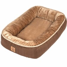 Snoozzy Rustic Elegance Low Bumper Bed
