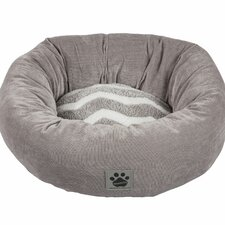 Snoozzy Hip as a Zig Zag Shearling Round Bed