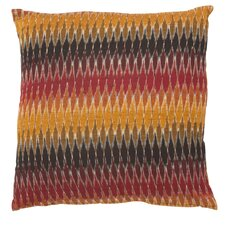 Rainbow Cascade Cotton Throw Pillow (Set of 2)