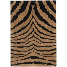 Soho Black/Brown Area Rug