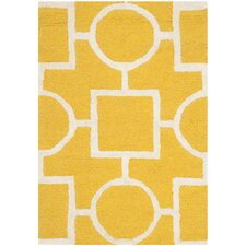 Cambridge Gold/Ivory Area Rug