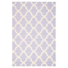 Cambridge Lavender & Ivory Area Rug