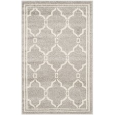 Amherst Light Grey/Ivory Outdoor Area Rug