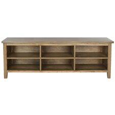 "Sadie Low 18"" Standard Bookcase"