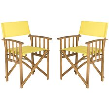 Laguna Director Arm Chair (Set of 2)