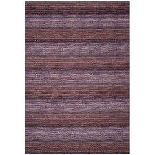 Himalaya Purple Stripe Area Rug