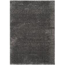 Isaac Mizrahi Silver Contemporary Rug