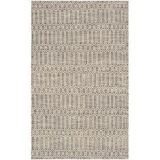 Sumak Grey Contemporary Rug