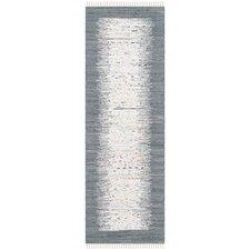 Montauk Ivory / Grey Contemporary Area Rug