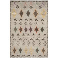 Kenya Natural & Multi Geometric Area Rug