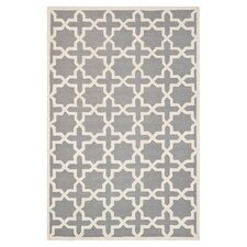 Cambridge Silver / Ivory Area Rug