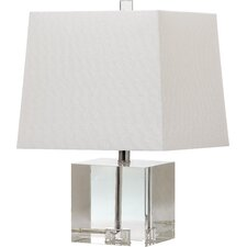 "Mckinley 19"" H Table Lamp with Empire Shade"