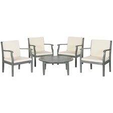 Colfax 5 Piece Seating Group with Cushions