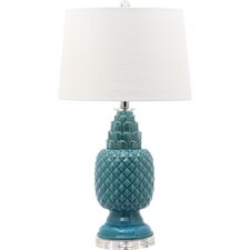 """Blakely 27.5"""" H Table Lamp with Empire Shade"""
