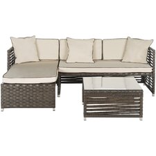 Thomas 3 Piece Seating Group with Cushions
