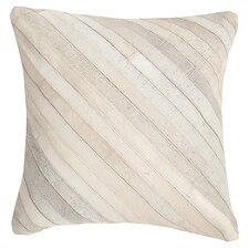 Cherilyn Suede Throw Pillow (Set of 2)
