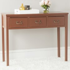 Cindy 3 Drawer Console Table