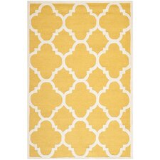 Cambridge Gold & Ivory Area Rug