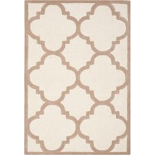 Cambridge Ivory & Beige Area Rug
