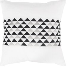 Geo Linen Throw Pillow (Set of 2)