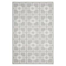 Martha Stewart Cement Grey Area Rug