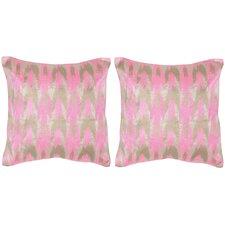 Boho Chic Decorative Pillow (Set of 2)