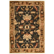 Rodeo Drive Graphite/Camel Area Rug