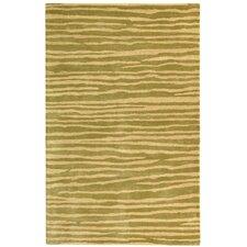 Soho Green/Ivory Area Rug