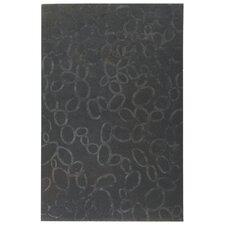 Soho Black Area Rug